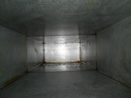 Inside Duct-work